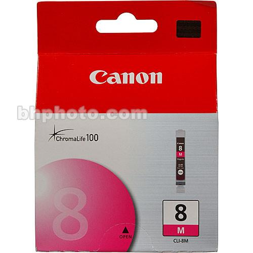 Canon  CLI-8 Black Ink Cartridge 0620B002