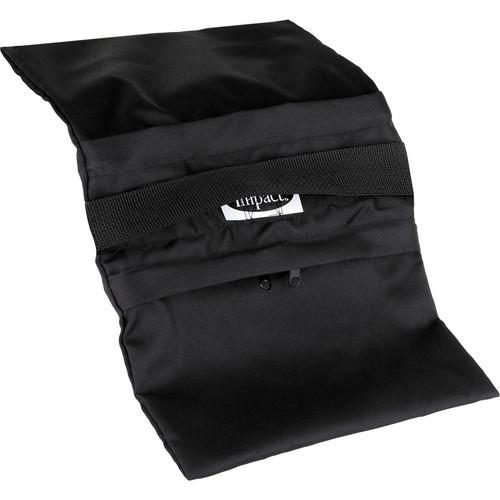 Impact Empty Saddle Sandbag - 18 lb (Black) SBE-18B