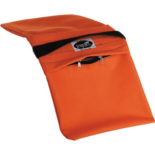 Impact Empty Saddle Sandbag - 27 lb (Orange) SBE-27O