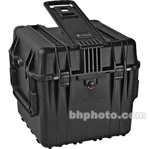 Pelican 0340 Cube Case without Foam (Black) 0340-001-110