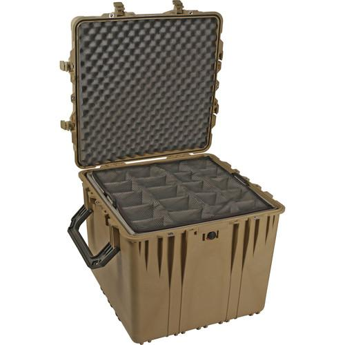 Pelican  0344 Cube Case (Tan) 0340-004-190
