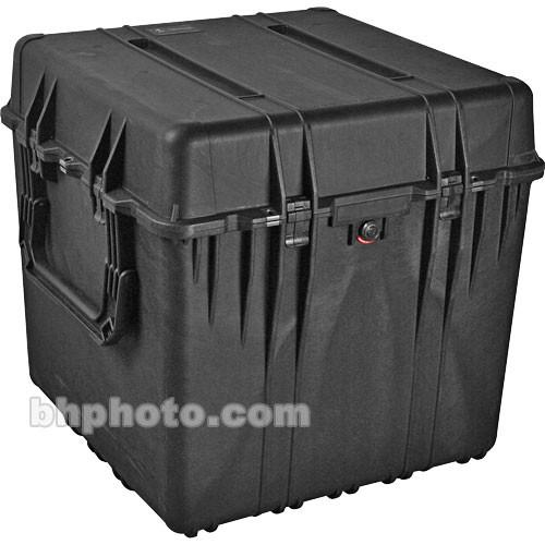 Pelican 0370 Cube Case without Foam (Desert Tan) 0370-001-190