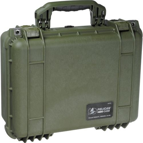 Pelican 1450NF Case without Foam (Desert Tan) 1450-001-190
