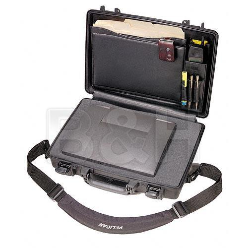 Pelican 1490CC2 Computer Case with Lid Organizer 1490-008-190