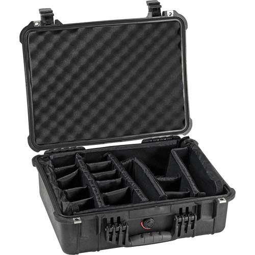 Pelican 1524 Waterproof 1520 Case with Padded 1520-004-150