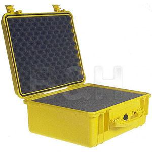 Pelican 1550 Case with Foam (Yellow) 1550-000-240