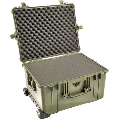 Pelican 1620 Case with Foam (Desert Tan) 1620-020-190