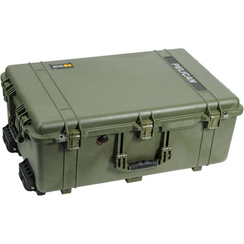 Pelican 1650NF Case without Foam (Desert Tan) 1650-021-190