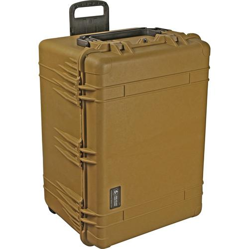 Pelican 1660NF Case without Foam (Desert Tan) 1660-021-190