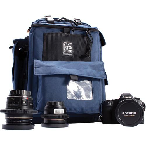 Porta Brace BC-1N Backpack Camera Case (Signature Blue) BC-1N
