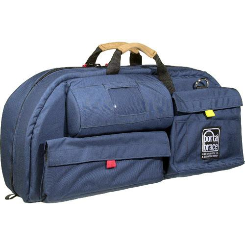 Porta Brace CO-AB-M Carry-On Camcorder Case (Blue) CO-AB-M