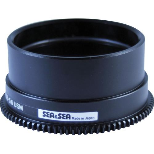 Sea & Sea Focus Gear for Nikon NIKKOR AF 10.5mm f/2.8G SS-31120