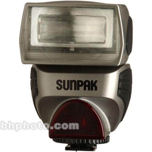 Sunpak PZ40X II Flash for Nikon Cameras (Silver) PZ040NS2