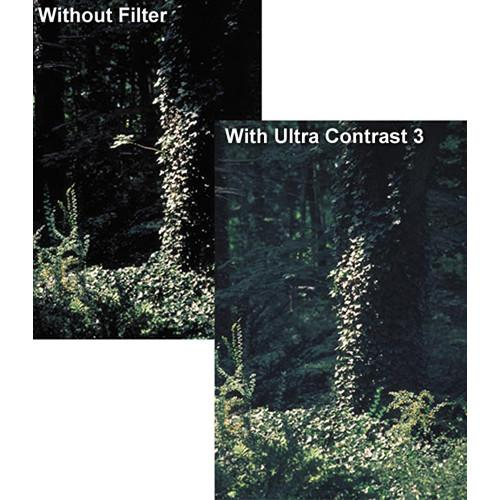 Tiffen 125mm Coarse Thread Ultra Contrast 1/2 Filter 125CUC12