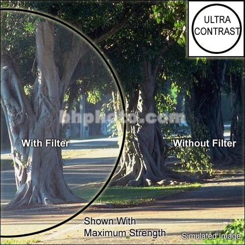 Tiffen  127mm Ultra Contrast 1/4 Filter 127UC14