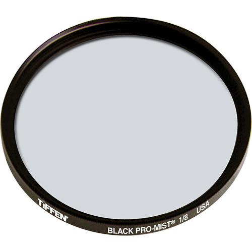 Tiffen 86mm Coarse Thread Black Pro-Mist 1/8 Filter 86CBPM18