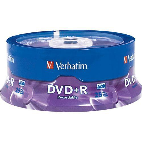 Verbatim  DVD R 4.7GB 16x Disc (100) 95098