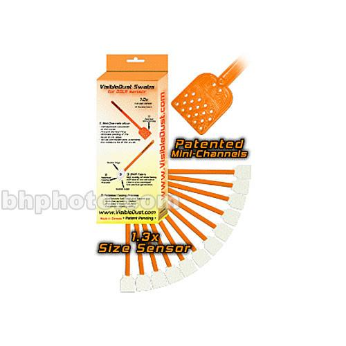 VisibleDust Swabs for 1.3x Sensor - Orange Series 2863168