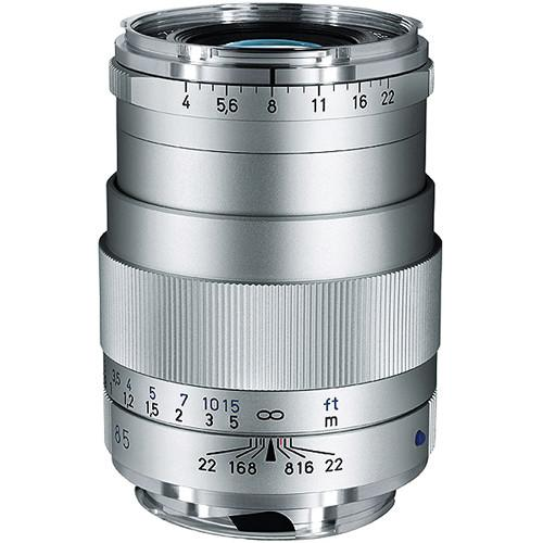 Zeiss 85mm f/4 Tele-Tessar T* ZM Manual Focus Lens - 1486-396