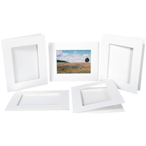 Archival Methods Bright White Pre-Cut Exhibition Mat 48-006