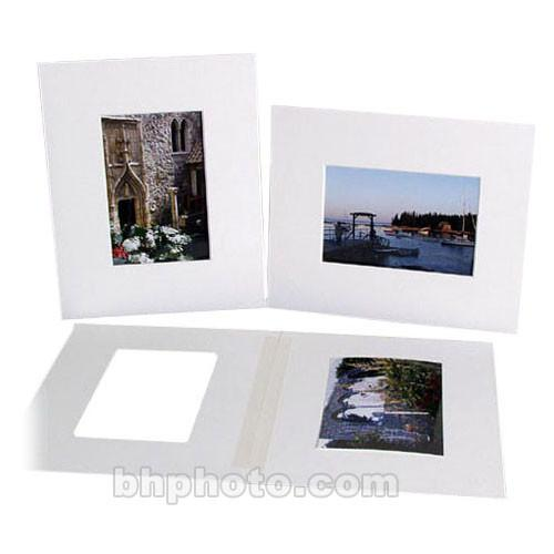 Archival Methods Bright White Pre-Cut Exhibition Mat 48-0165