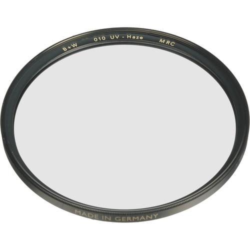 B W  62mm UV Haze MRC 010M Filter 66-070231