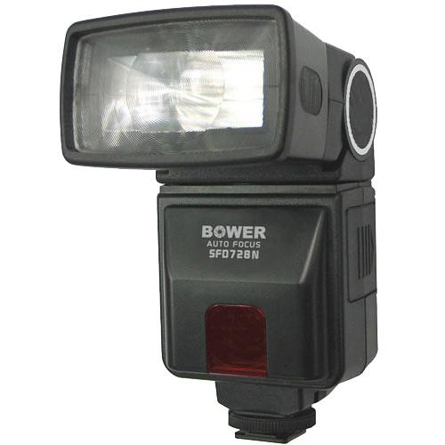 Bower SFD728 Autofocus TTL Flash for Nikon Cameras SFD728N