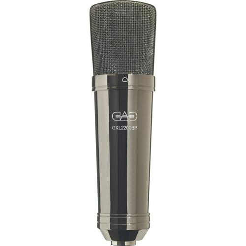 CAD GXL2200 Cardioid Condenser Microphone (Silver) GXL2200