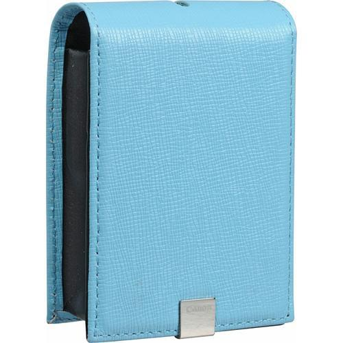 Canon PSC-1000 Leather Case (Light Blue) 4034B001