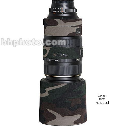 LensCoat Lens Cover For the AF VR Zoom-Nikkor LCN80400VRBK