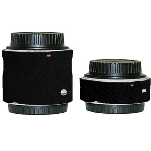 LensCoat Lens Cover for the Canon Extender Set EF II LCEXFG