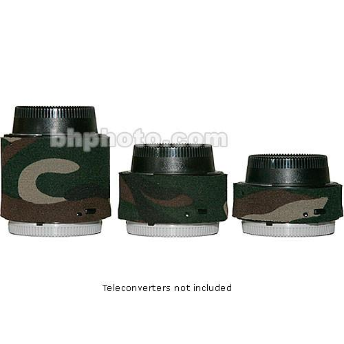 LensCoat Lens Covers for the Nikon Teleconverter Set LCNEXIIM4, LensCoat, Lens, Covers, the, Nikon, Teleconverter, Set, LCNEXIIM4