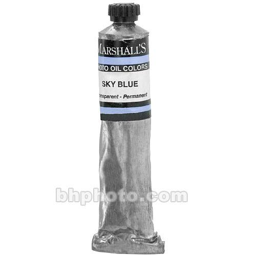 Marshall Retouching Oil Color Paint: Sky Blue - MS4SKB