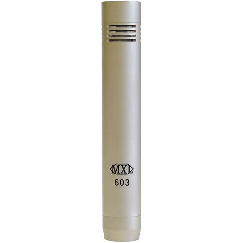 MXL 603 PAIR Small Diaphragm Cardioid Microphone 603 PAIR