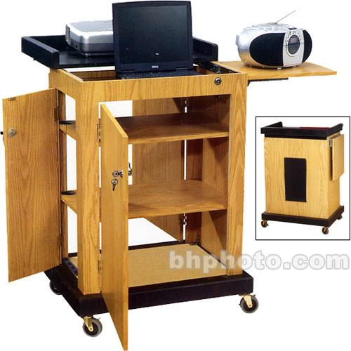 Oklahoma Sound Smart Cart Lectern with Sound System SCLS-MO