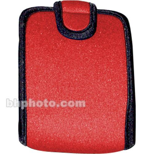 OP/TECH USA Snappeez Soft Pouch, Medium (Red) 7302124