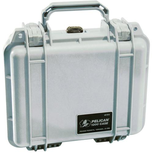 Pelican 1200 Case without Foam (Orange) 1200-001-150
