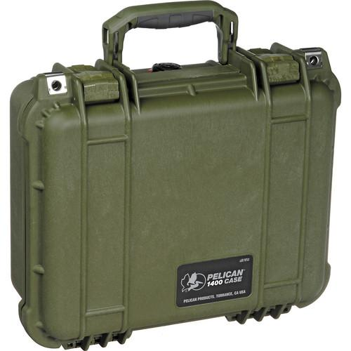 Pelican 1400NF Case without Foam (Silver) 1400-001-180