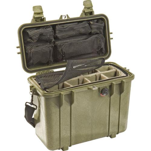Pelican 1434 Top Loader 1430 Case with Photo 1430-004-110