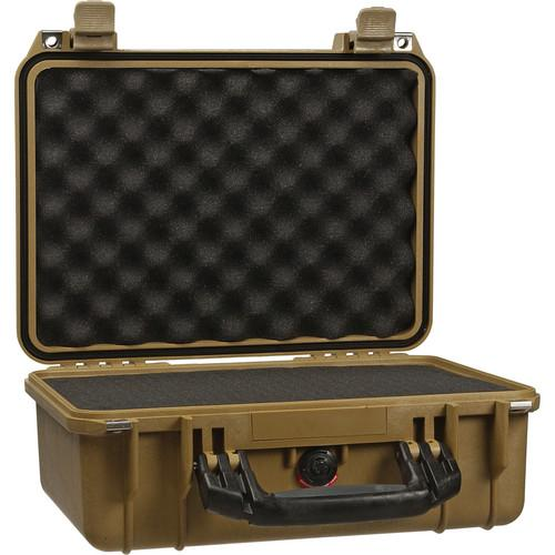 Pelican 1450 Case with Foam (Desert Tan) 1450-000-190