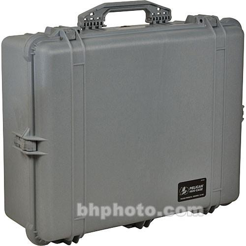 Pelican 1600 Case without Foam (Yellow) 1600-001-240