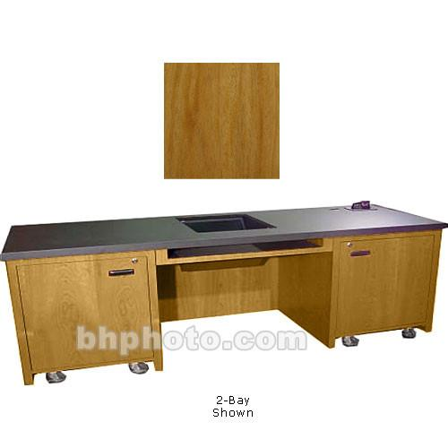 Sound-Craft Systems 1-Bay Custom Presentation Desk CPD1VW