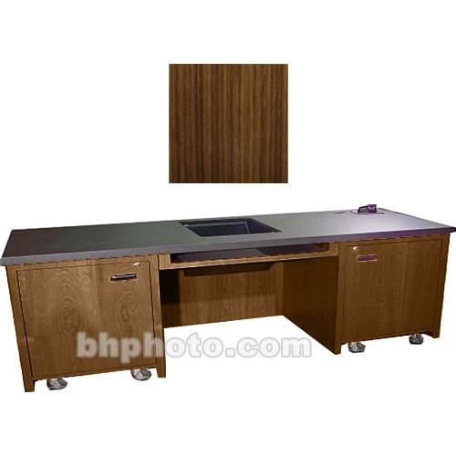 Sound-Craft Systems 2-Bay Custom Presentation Desk CPD2VM, Sound-Craft, Systems, 2-Bay, Custom, Presentation, Desk, CPD2VM,