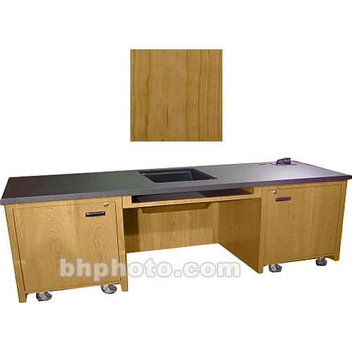 Sound-Craft Systems 2-Bay Custom Presentation Desk CPD2VX