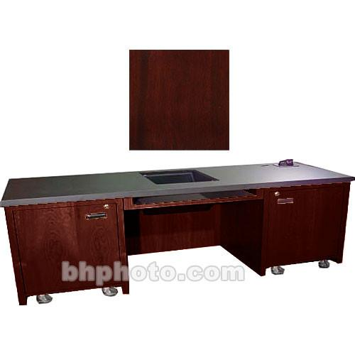 Sound-Craft Systems 2-Bay Custom Presentation Desk CPD2VY