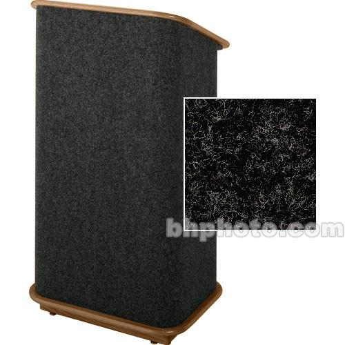 Sound-Craft Systems CFL Floor Lectern (Hunter/Walnut) CFLHW