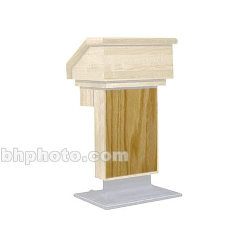 Sound-Craft Systems ESW Wood Front for LE1 Lecterns (Walnut) ESW