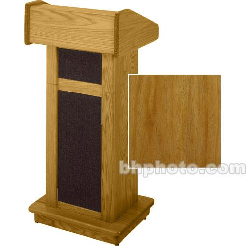 Sound-Craft Systems Modular Lectern (Natural Mahogany) TCFLSM