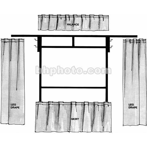The Screen Works Trim Kit for the E-Z Fold 9x12' TKEZ912BL