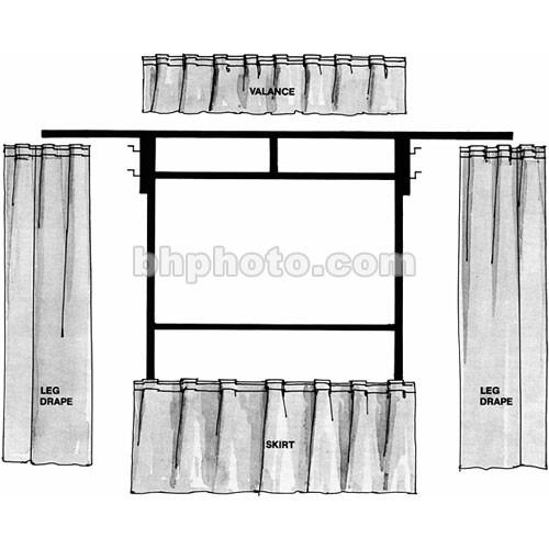 The Screen Works Trim Kit for the E-Z Fold 9x12' TKEZ912BU